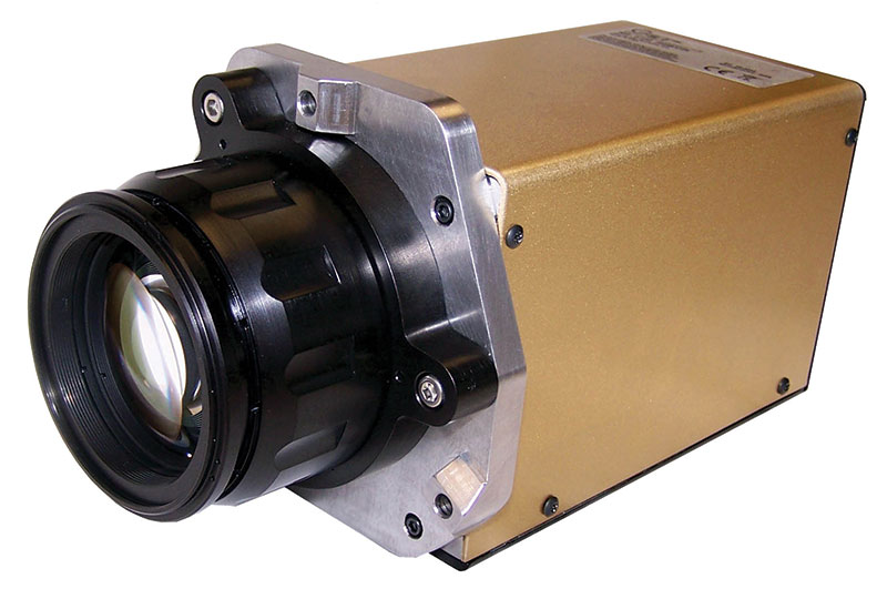 CS-MW640 Thermal Camera (Image Credit: Optech)