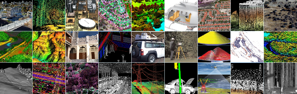 Static 3D Survey | Global Scan Technologies LCC