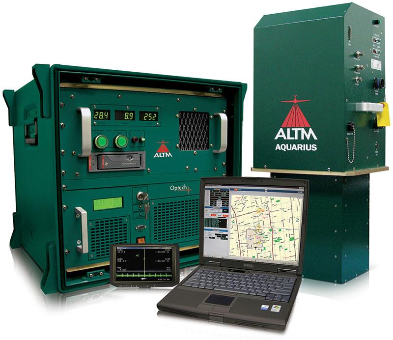 LiDAR Aireborne Survey | Global Scan Technologies LCC